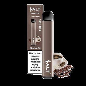 salt switch coffee tobacco