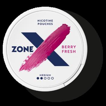 zonex fresh berry zone x