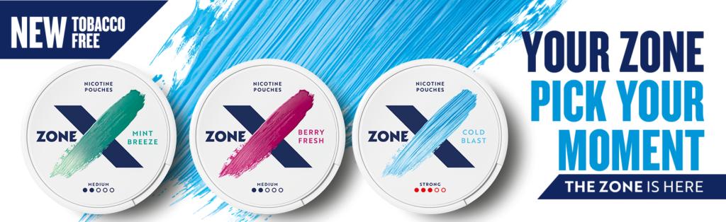 zonex all white snus banner zone x
