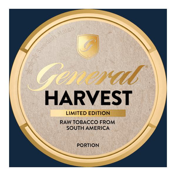General Harvest Original Portion LIMITED EDITION