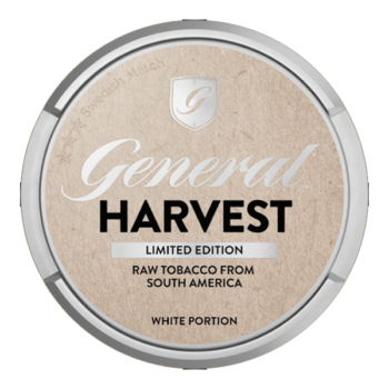 General Harvest White Portion limited edition