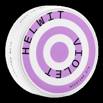 helwit violet all white snus