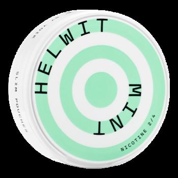 helvit all white snus mint