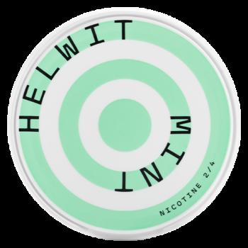 helwit mint all white snus