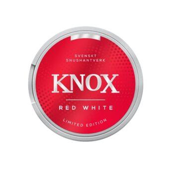 knox röd limited edition portionssnus
