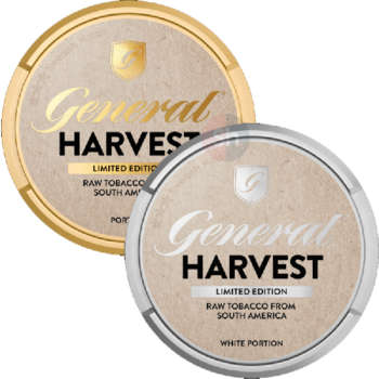general harvest limited edition snus