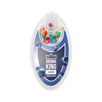 klick bollar blåbär Aroma King