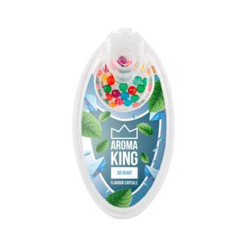 Klick bollar Aroma king ice blast