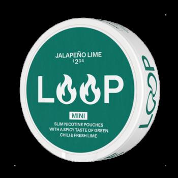 LOOP Mini Jalapeno Lime All White