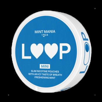Loop Mint Mania Mini All White Portion