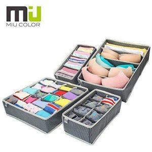 MIU Color - Organisateur de tiroirs - Gris