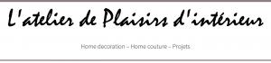 Atelier Plaisir d'intérieur - Logo