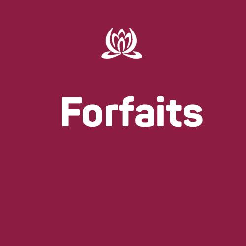 So Organised - Forfaits