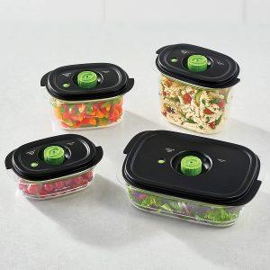 FoodSaver - Boîte conservation et marinade