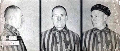 Franciszek Gajowniczek. Public Domain. WikiCommons