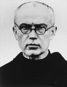 Saint Maximilian Kolbe, O.F.M. Conv.