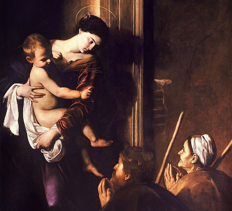 Our Lady of Loretto | Caravaggio