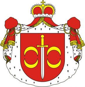 Prince John Drucki-Lubecki crest