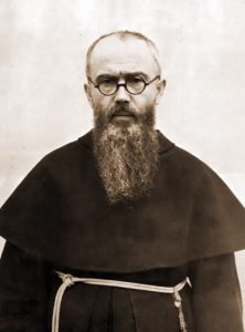 Saint Maximilian Maria Kolbe in 1936