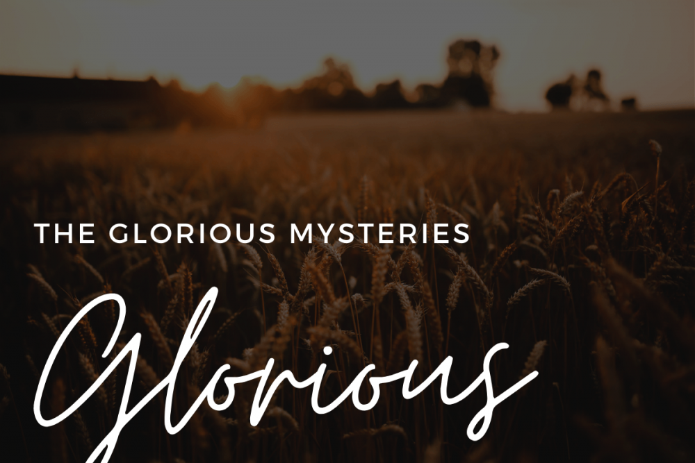 Glorious Mysteries | How To Pray The Rosary