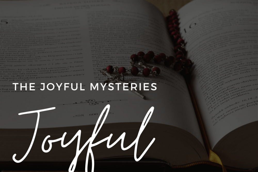 Joyful Mysteries | How To Pray The Rosary