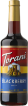 torani - 750ml - blackberry