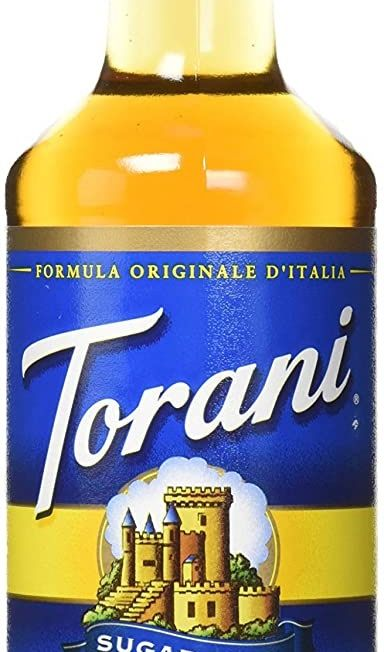 torani - 750ml - chocolatechipcookiedough - sukkerfri