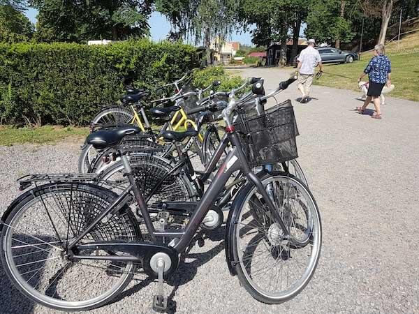 cykeluthyrning söderköping