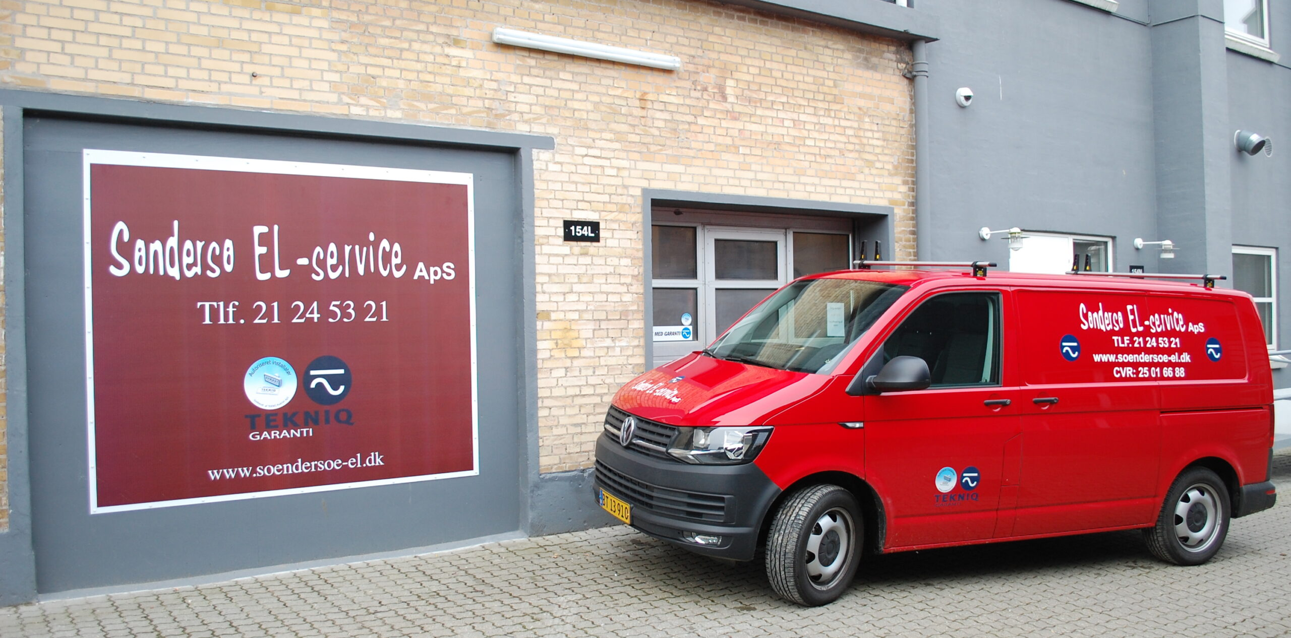 Søndersø-El er din lokale elektriker. Vi står altid klar til at hjælpe dig.