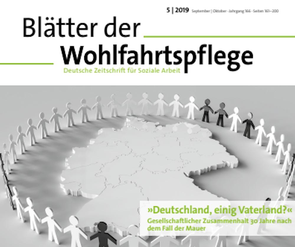 """""""Gleichwertige Lebensverhältnisse in Zeiten neuer sozialräumlicher Disparitäten?"""""""