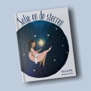 het boek _ Sofie en de sterren
