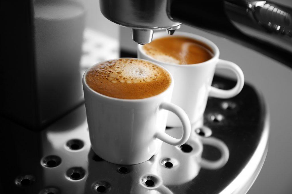kaffetjänster