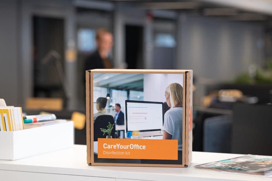 careyouroffice kit för anställda