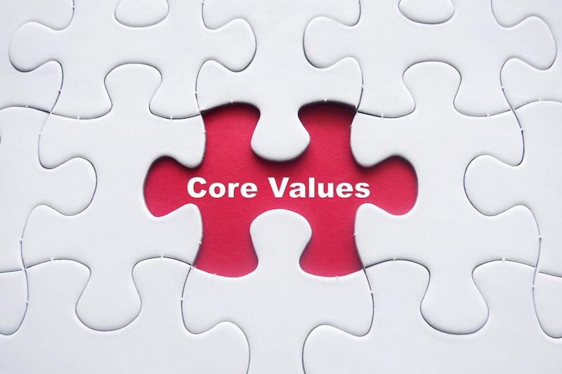värderingar