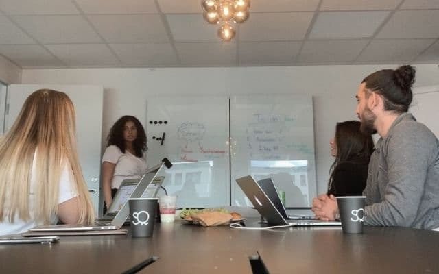 cowork spaces i Kista - samarbeta hos oss
