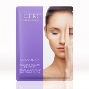 COLOR ENERGY HYALURON & COLLAGEN EYE PATCHES. 1X2 STKS.