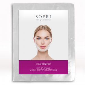 COLOR ENERGY CHIN LIFT UP MASK. 1ST.