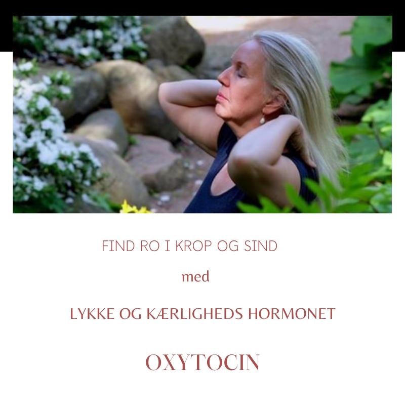 oxytocin selvmassage
