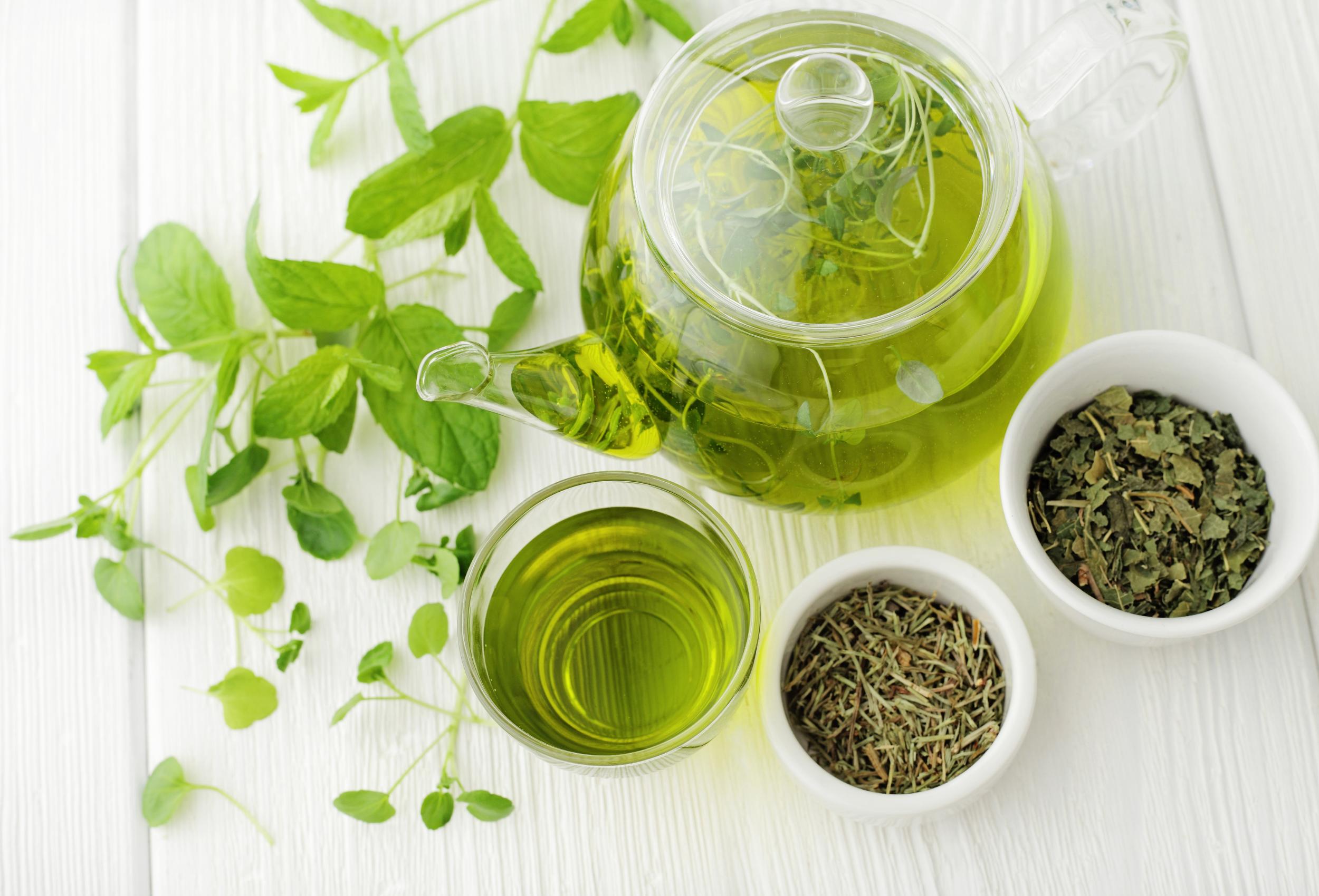 De mange Myter om Grøn Te