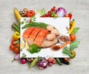 Protein & Grøntsager
