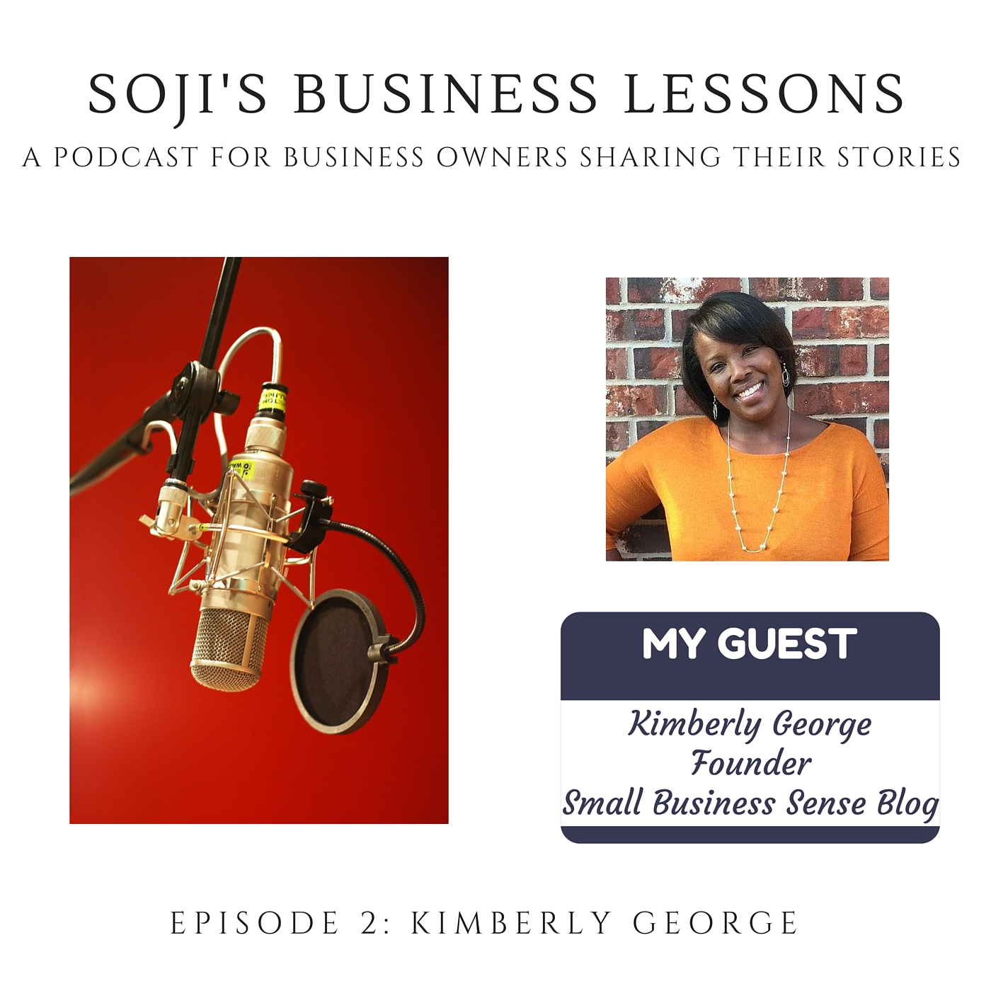 SOJI'S BUSINESS LESSONS EPISODE 1