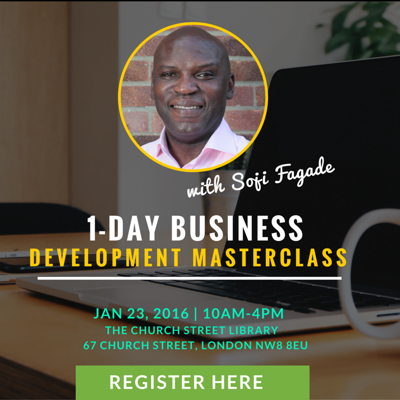 Business Development Masterclass – Starting Your Year On A Sound Footing