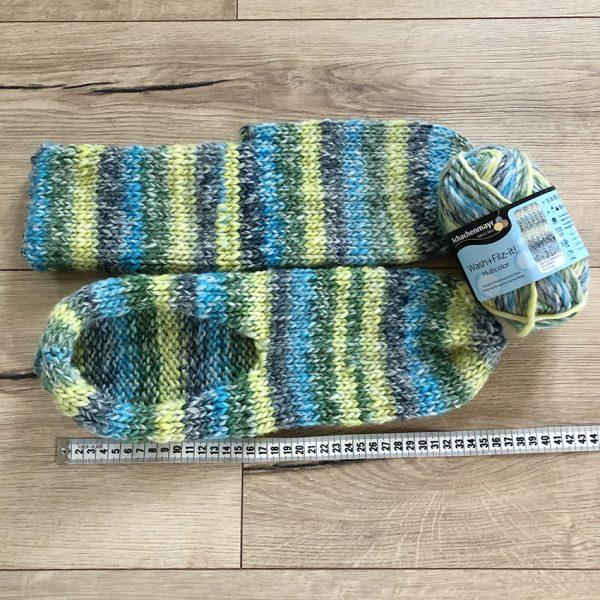 Wash+filt-it uld til hjemmesko