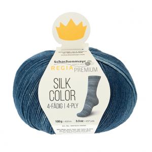 Regia Premium Silk strømpegarn