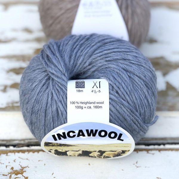 Incawool 63 fra Hjertegarn