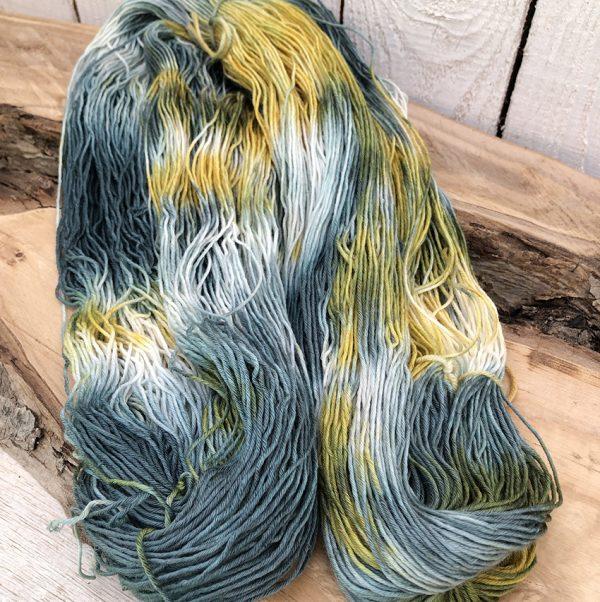 Merino Superior håndfarvet garn