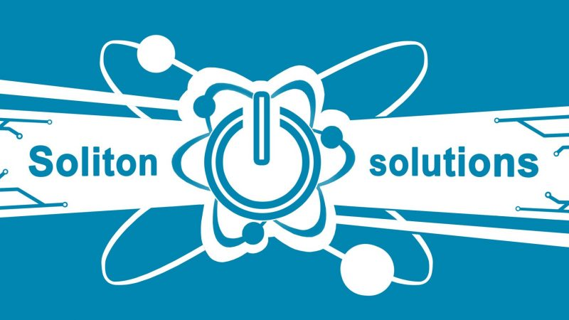 SolitonSolutions, Soliton solutions, logo