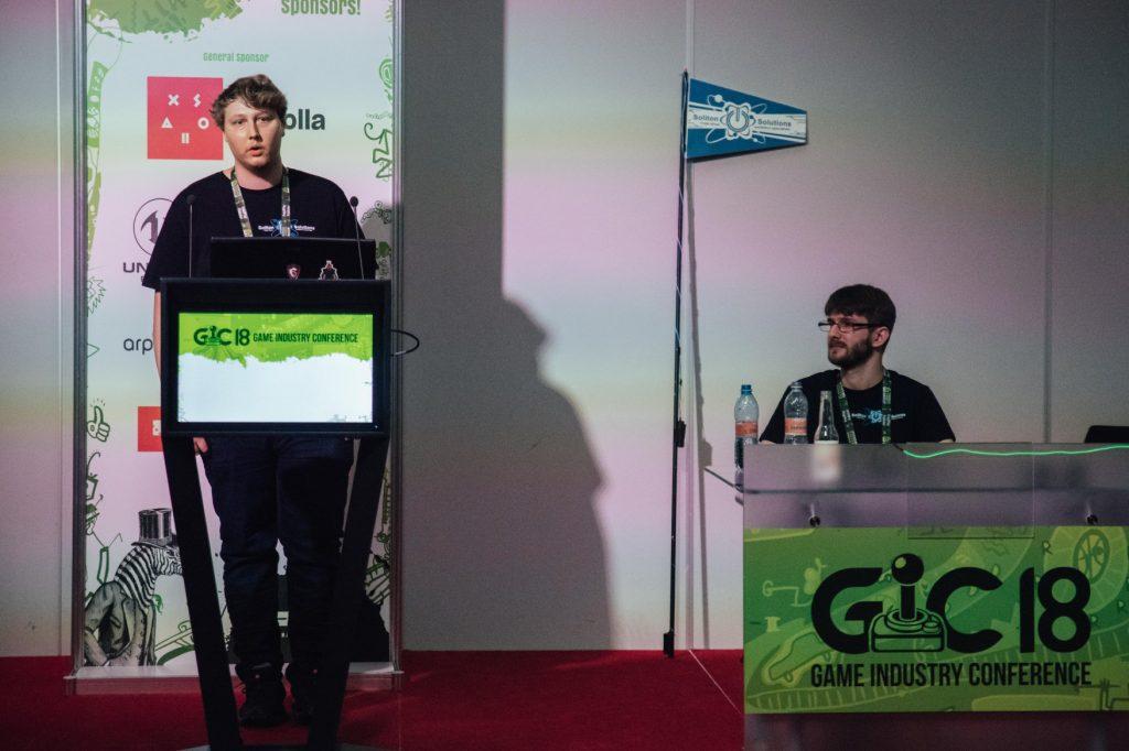 "GIC 2018 Talk, ""How To Create Media Buzz At Trade Shows"""