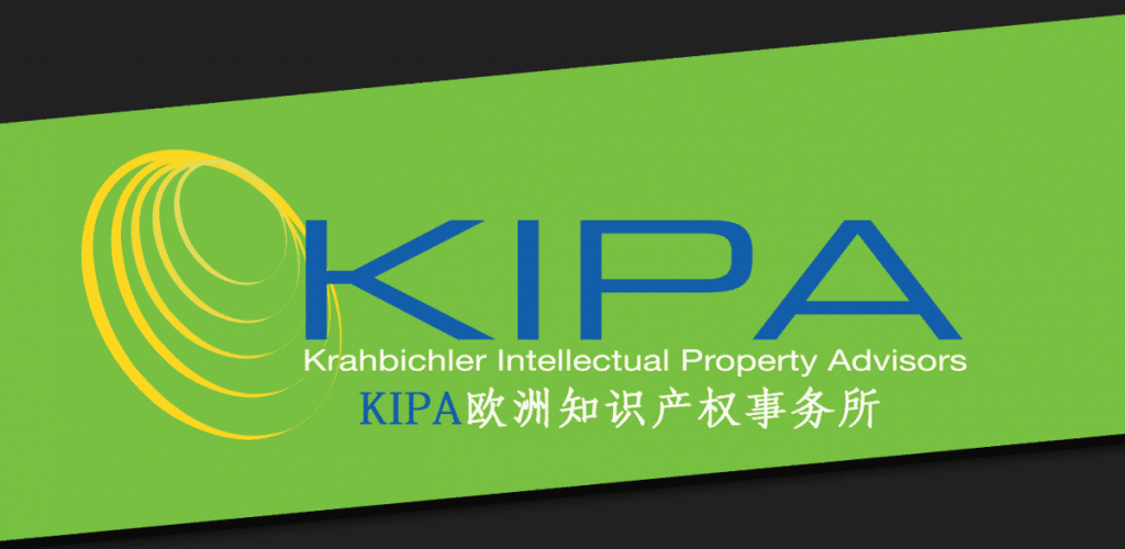 Krahbichler Intellectual Property Advisors China IP experts