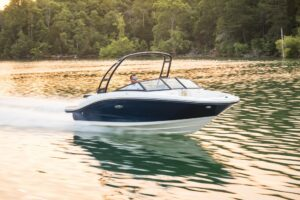 Sea Ray 190 SPX 2021 Fabriksny.
